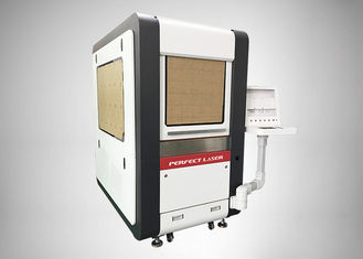 Small Scale Fiber Laser Metal Cutting Machine For Carbon Steel