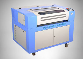 40W CO2 Laser Cutting Machine , Small  Desktop Laser Cutter For Home DIY